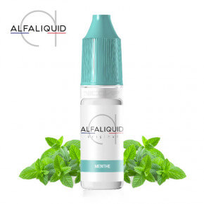 E-liquide Alfaliquid Menthe