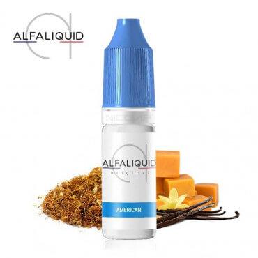 E-liquide American Alfaliquid