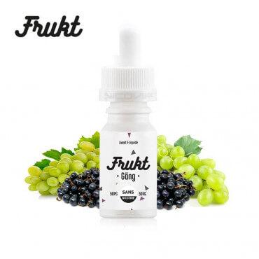 E-liquide Gäng Frukt Savourea