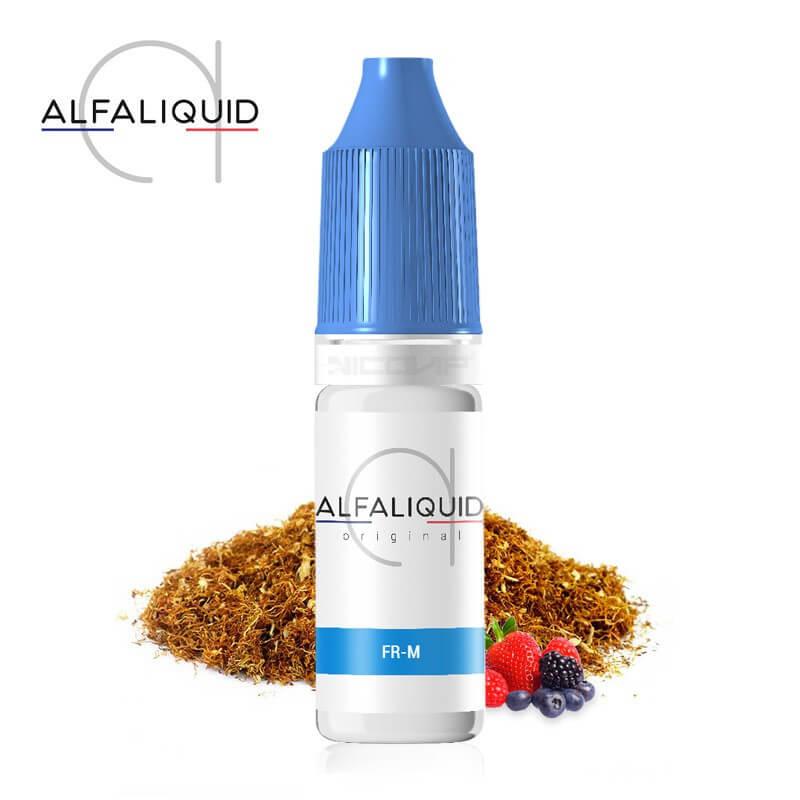 E-liquide Alfaliquid Tabac FR-M