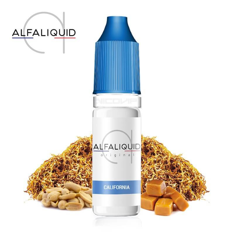 E-liquide California Alfaliquid