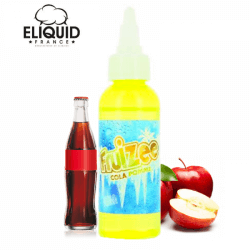 Cola Pomme Fruizee King Size Eliquid France