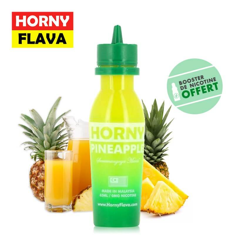 Horny Pineapple 65 ml Horny Flava