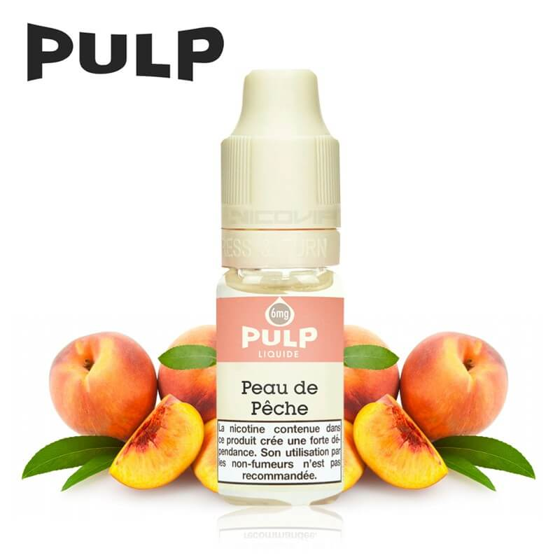 E-liquide Pulp PEAU DE PECHE