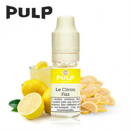 E-liquide Pulp CITRON FIZZ