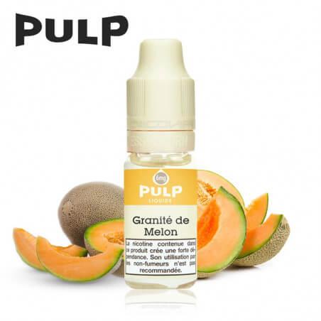 E-liquide Granité Melon de Pulp