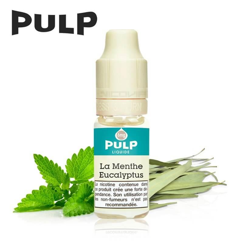 Menthe Eucalyptus Pulp