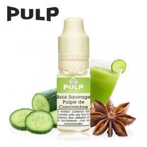Anis Sauvage et Pulpe de Concombre Pulp