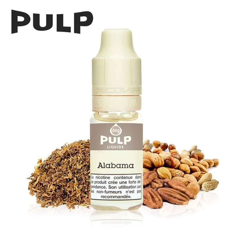 E-liquide Pulp TABAC ALABAMA