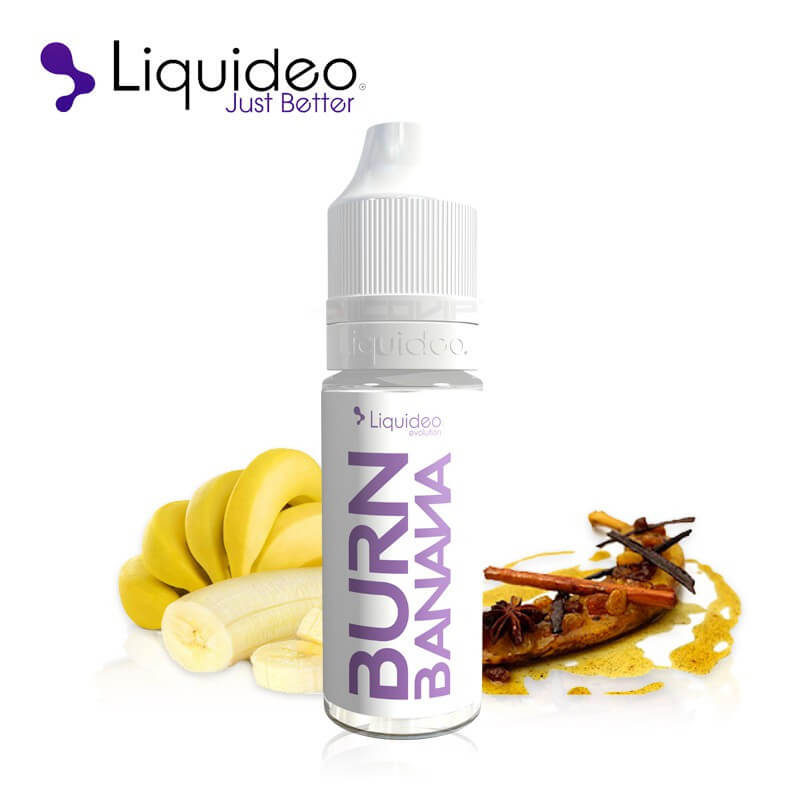 Liquide BURN BANANA Liquideo