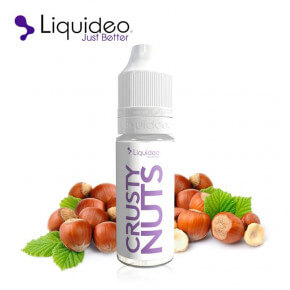 E-liquide Crusty Nuts Liquideo