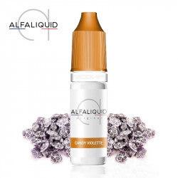 E-liquide Candy Violette Alfaliquid