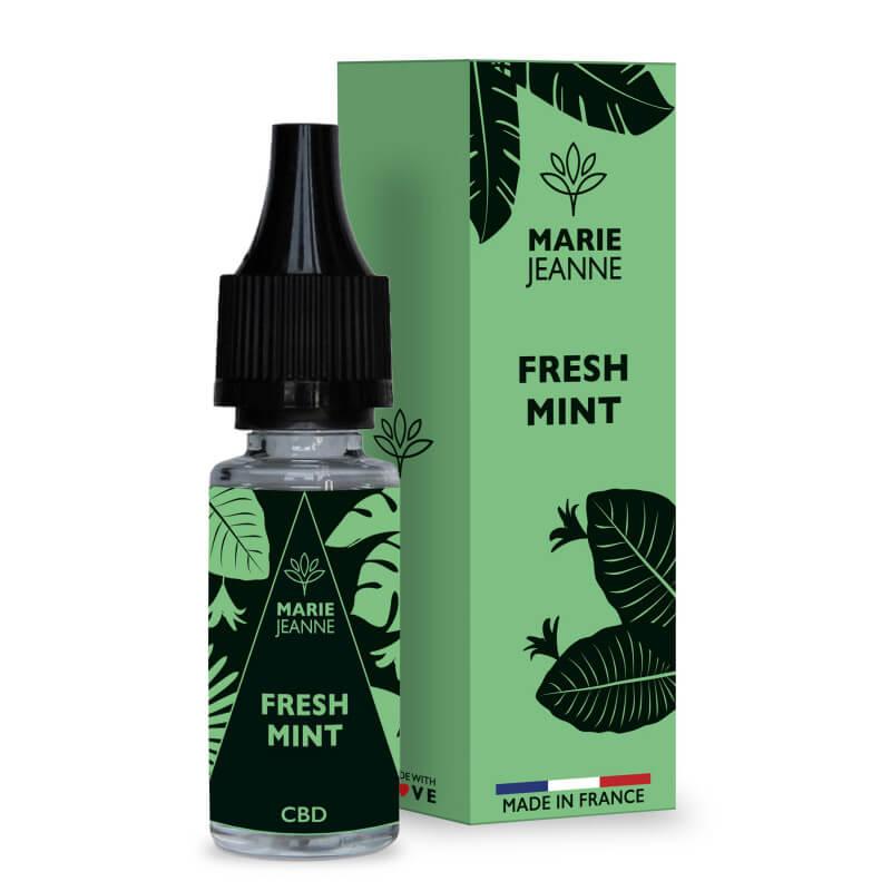Fresh Mint CBD Marie Jeanne