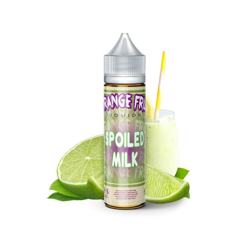 Spoiled Milk Strange Fruit 50 ml