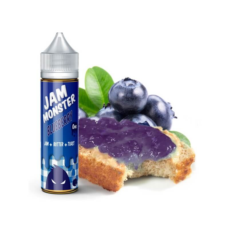 Blueberry Jam Monster 50 ml