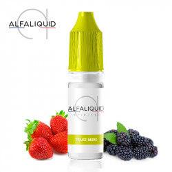 E-liquide Fraise Mûre Alfaliquid