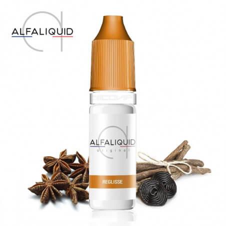 E-liquide Réglisse Alfaliquid