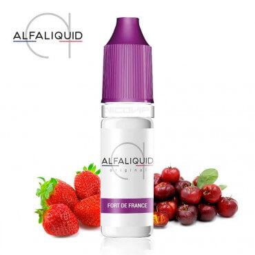 E-liquide Fort de France Alfaliquid