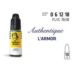 L'Armor Le Vapoteur Breton