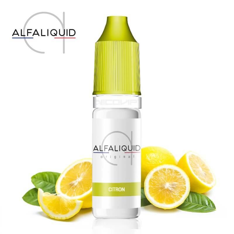 E-liquide Citron Alfaliquid