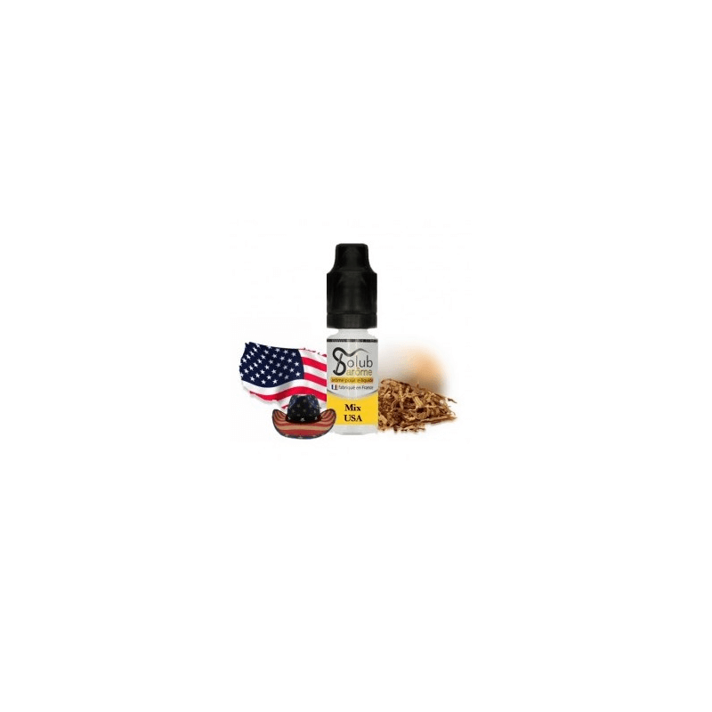 Arôme Tabac Mix USA Solubarome