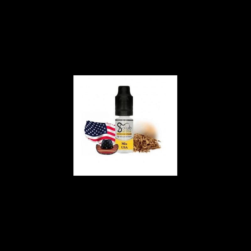 Arôme Tabac Mix USA Solubarome