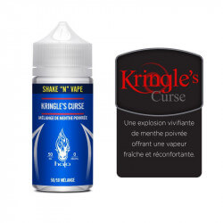 Kringle's Curse Halo Shake n Vape 50 ml