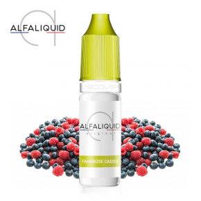 E-liquide Framboise Cassis Alfaliquid