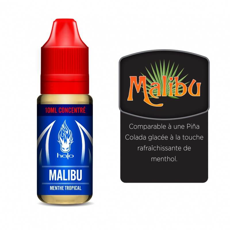 Concentré Malibu Halo