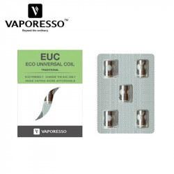 5 Resistances ceramic EUC Vaporesso