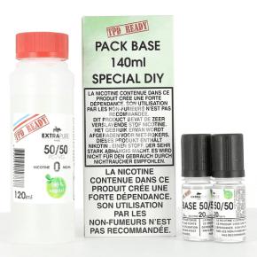 Pack DIY 50/50 Extrapure