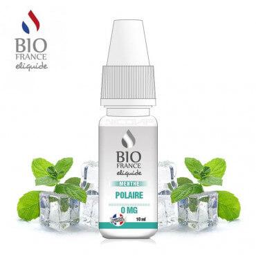 Menthe Polaire de Bio France E-liquide