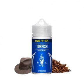 E-liquide Turkish Halo Shake n Vape 50 ML