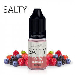 Baies Rouges Salty