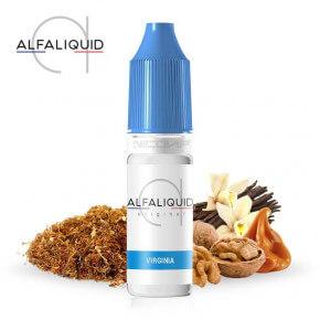 E-liquide Virginia Alfaliquid