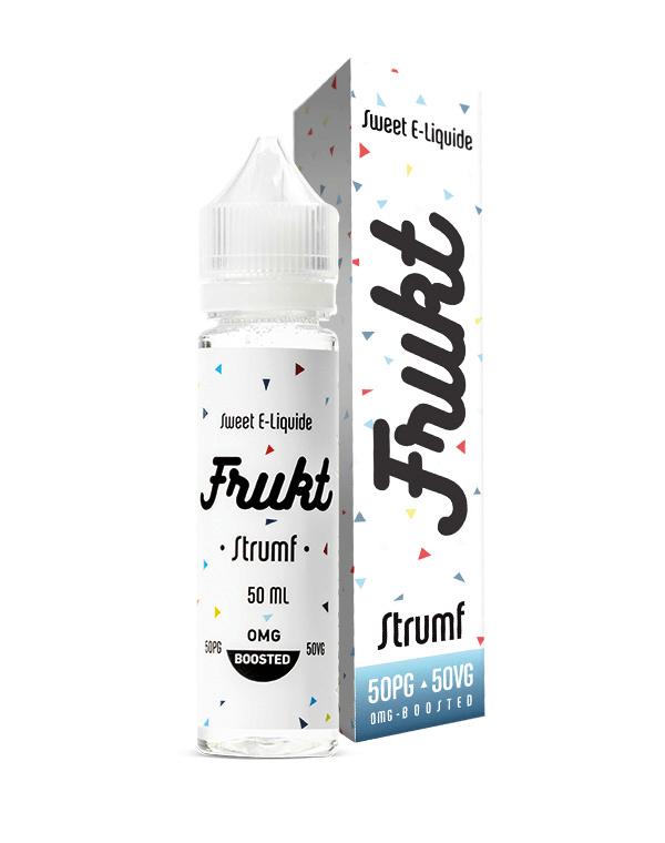 Strumf Frukt 50 ml