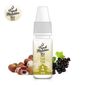 E-liquide bio Tuk Tuk French Malaisien