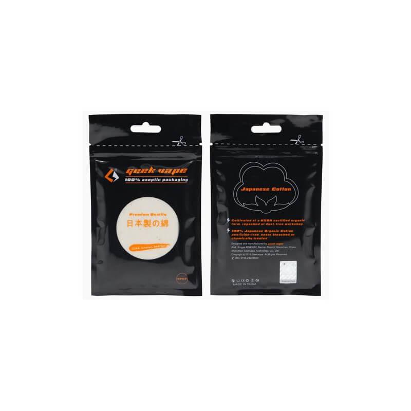 Sachet 5 pads de coton Geek Vape