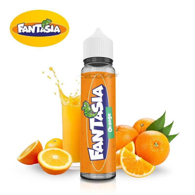 Orange Fantasia 50 ml Liquideo