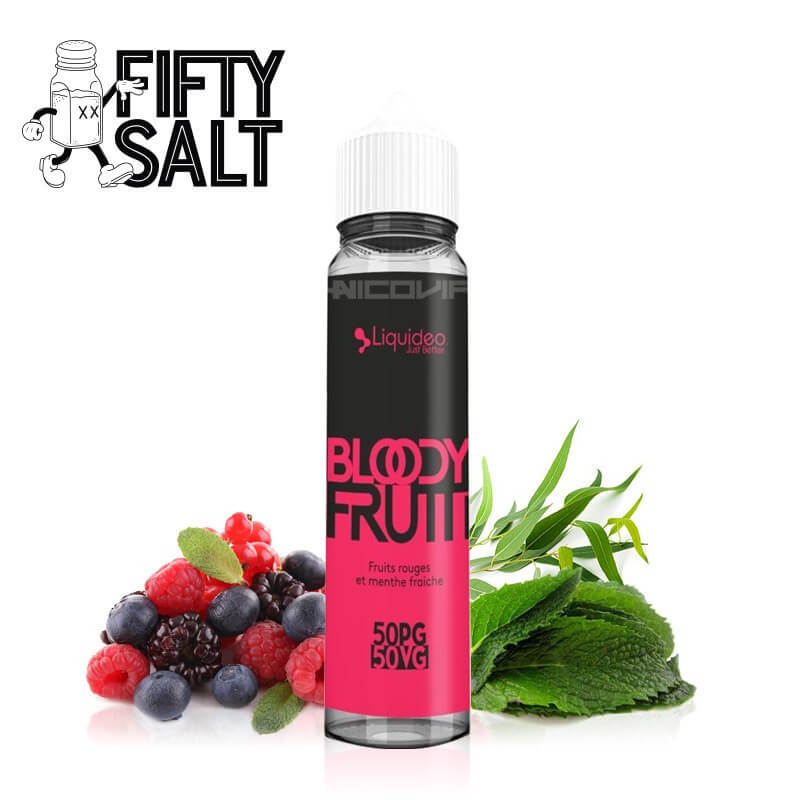 Fifty Bloody Frutti 50 ml