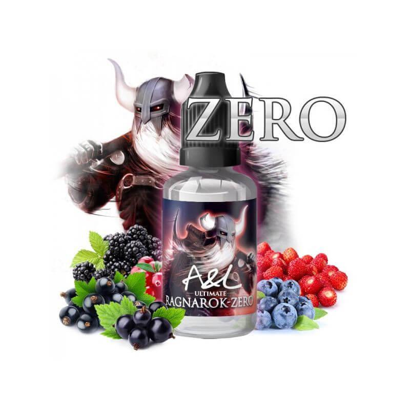 Arôme Ragnarok Zéro A&L