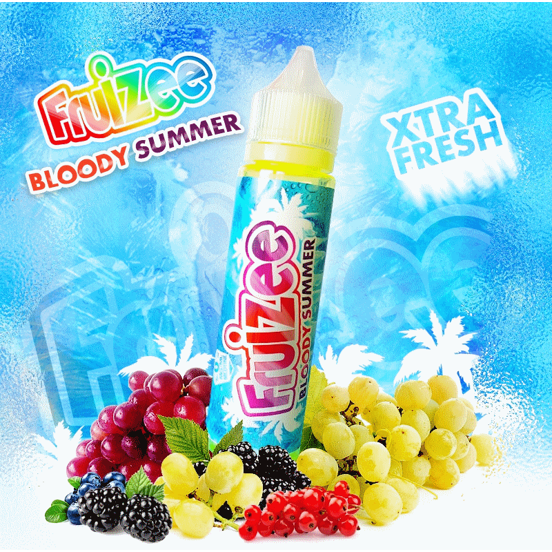 Bloody Summer King Size Fruizee