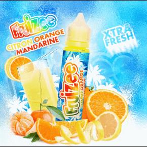 Citron Orange Mandarine King Size Fruizee