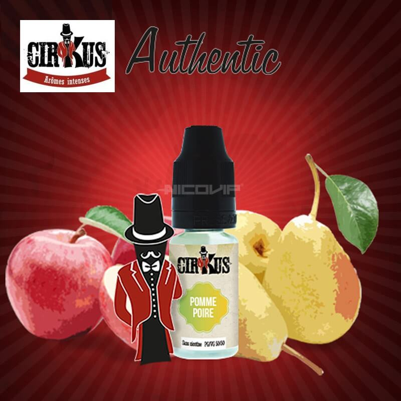 Pomme Poire CirKus Authentic