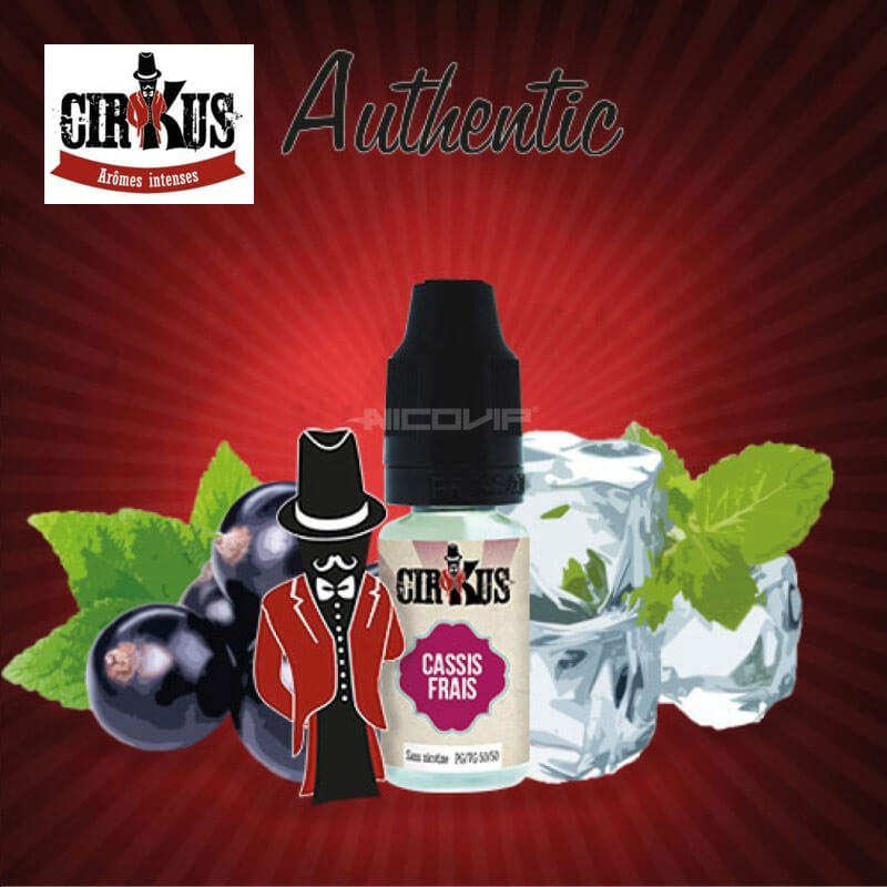 Cassis Frais CirKus Authentic