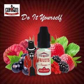 Arôme Fruits Rouges - Cirkus 10 ml