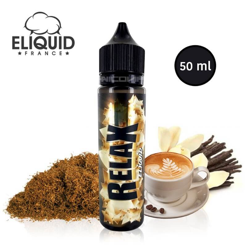 Relax 50 ml Eliquid France