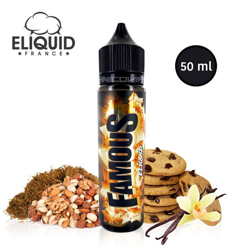 Famous 50ml Eliquid France