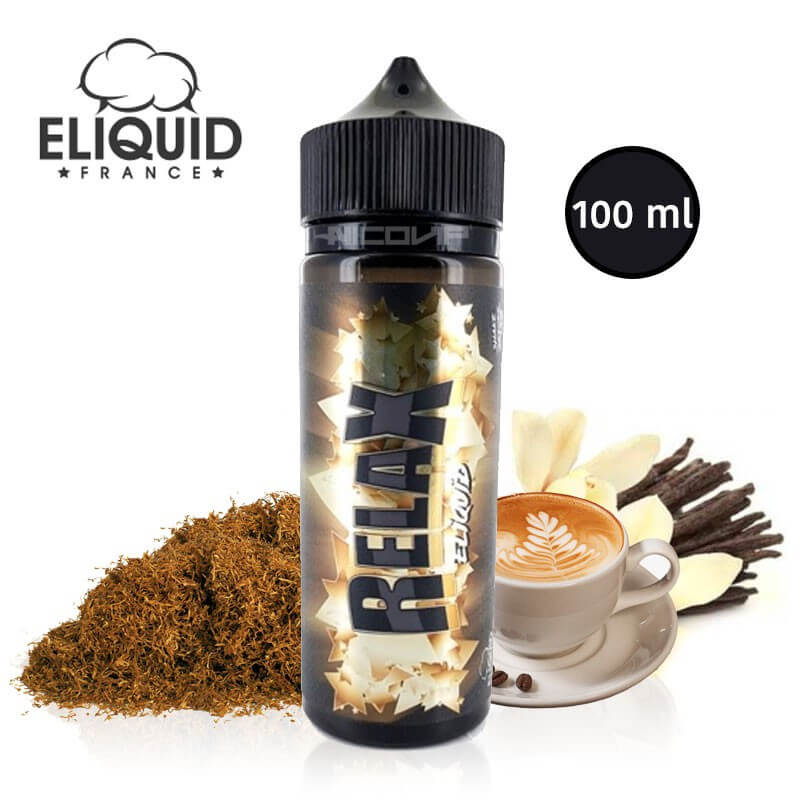 Relax 100 ml Eliquid France