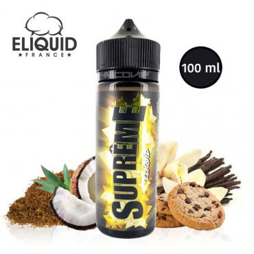 Suprême 100 ml Eliquid France